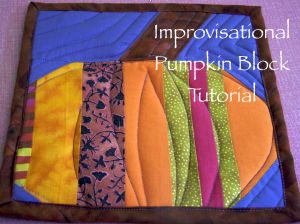 Pumpkin Block Tute