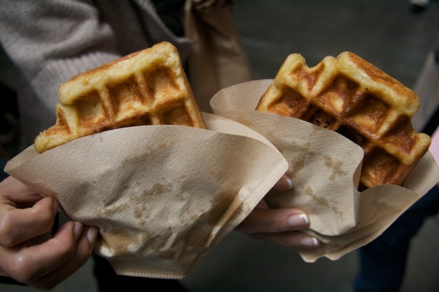 Blue Bottle Coffee, Belgian Waffle