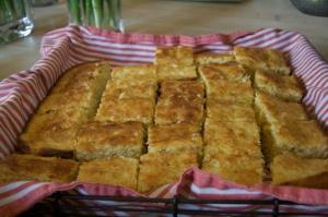 Cornbread, Western BBQ