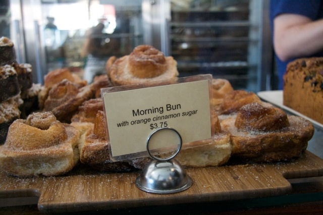 Tartine, Morning Buns
