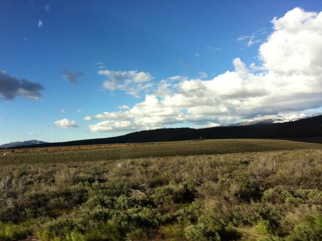 H267, Northstar, Clouds