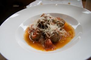 Piccino Meatballs