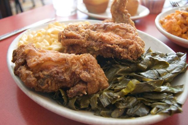 Hard Knox Fried Chicken