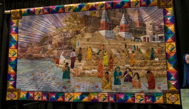 Beset of the World World Quilt Competition