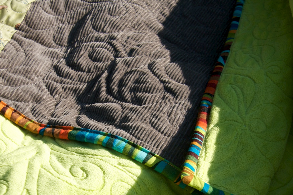 11/11/11 | piecedgoods : corduroy quilts - Adamdwight.com