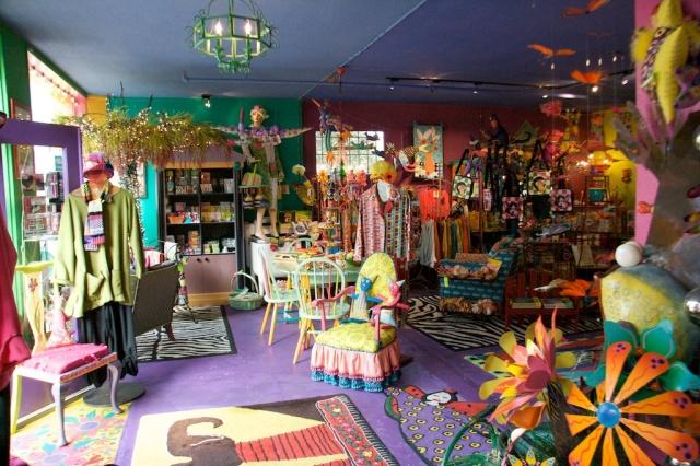 Tessuti Zoo Store