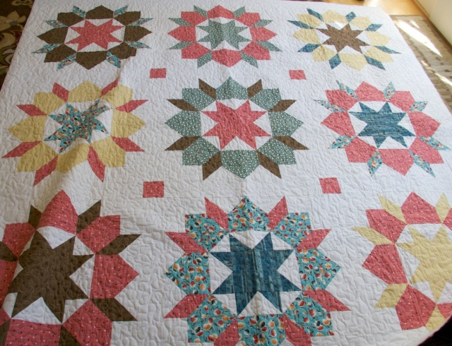 Swoon Quilted