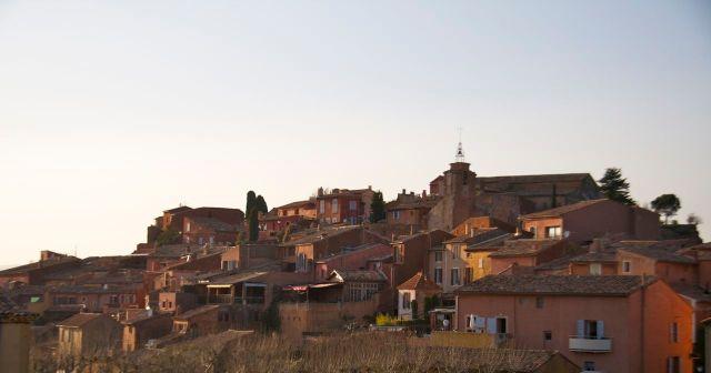 Rousillion Provence