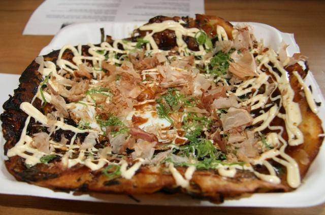 Namu Okonomiyaki Pancake