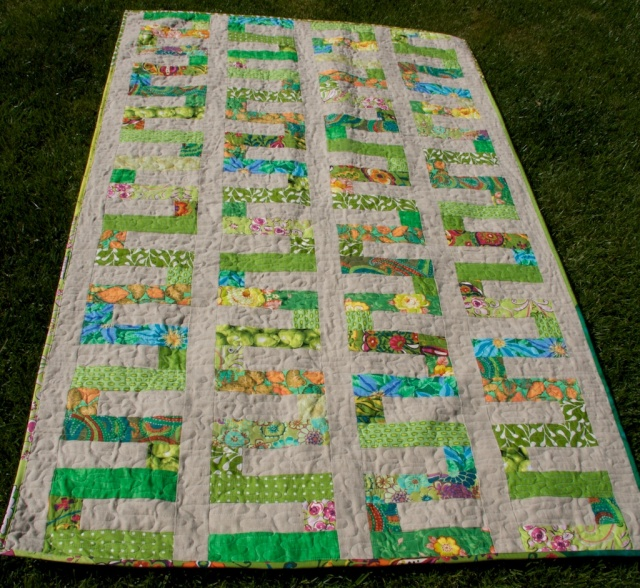 Stacks Quilt