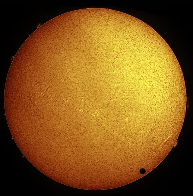 photo tips for the Transit of Venus