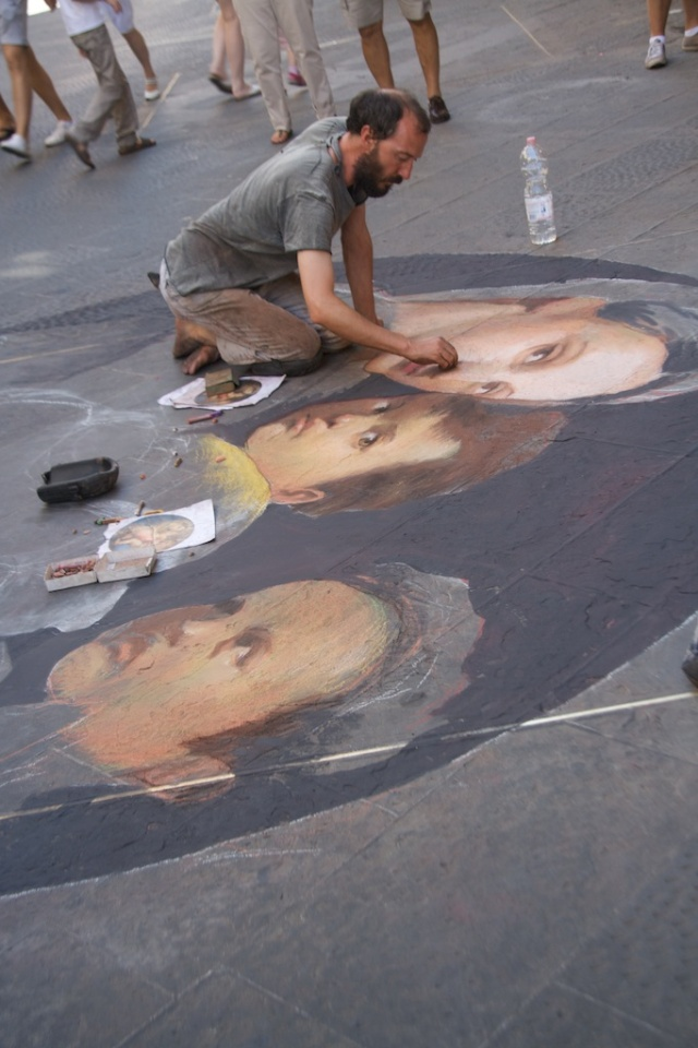 Florence Chalk Art