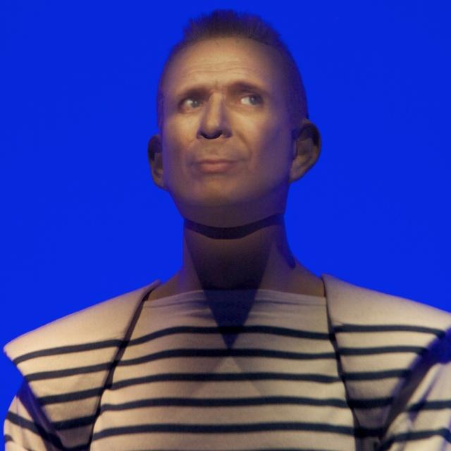 Jean Paul Gaultier Mannequin