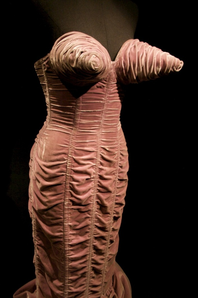 Torpedo Bra Dress Gaultier
