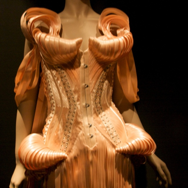 Ribbon Dress by Gaultier
