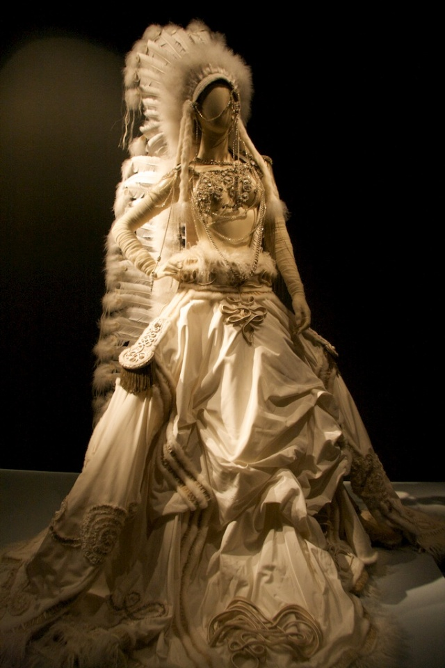 Wedding Dress by Gaultier
