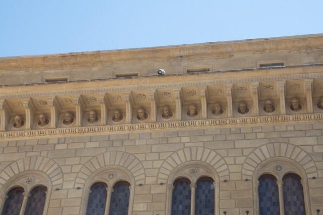 Siena Bank Heads