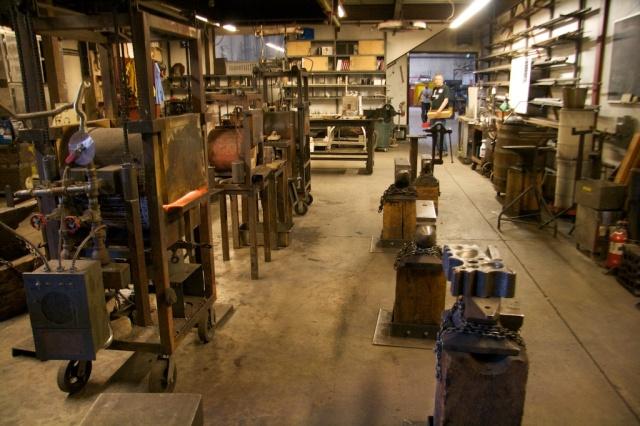 The Crucible Blacksmithy