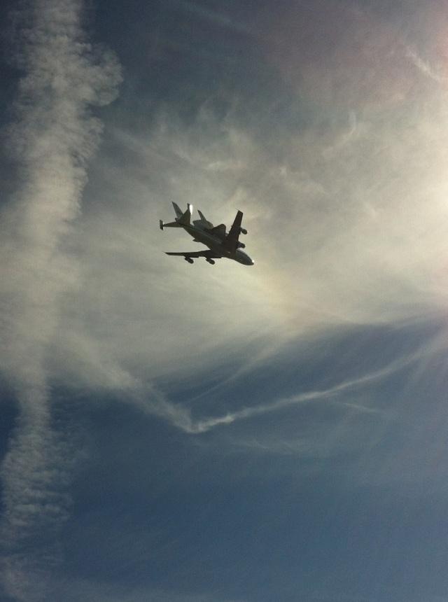 Endeavour Retirement Flight