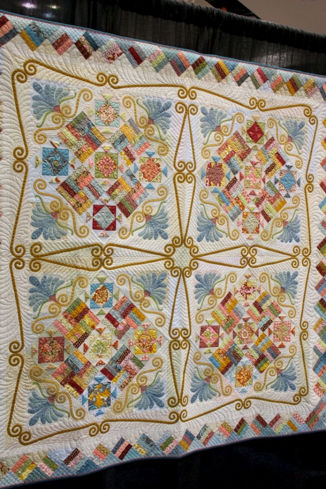 PIQF 2012 Quilt Competition Traditional Category
