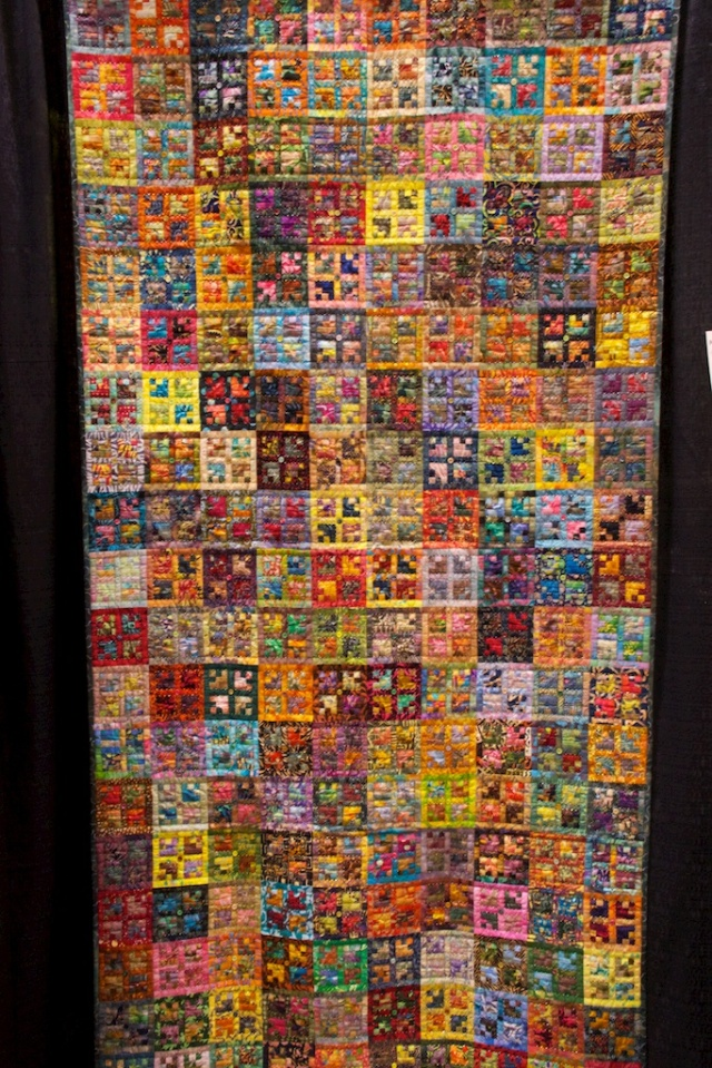 PIQF 2012 International Entries of the World Quilt Competition
