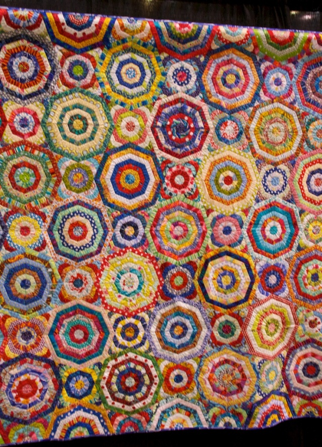 International Entries of the World Quilt Competition