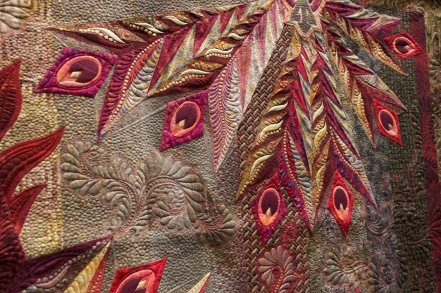 PIQF 2012 Quilt Competition Innovative Category