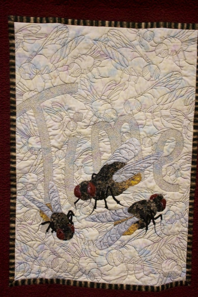PIQF International Entries for the World Quilt Competition