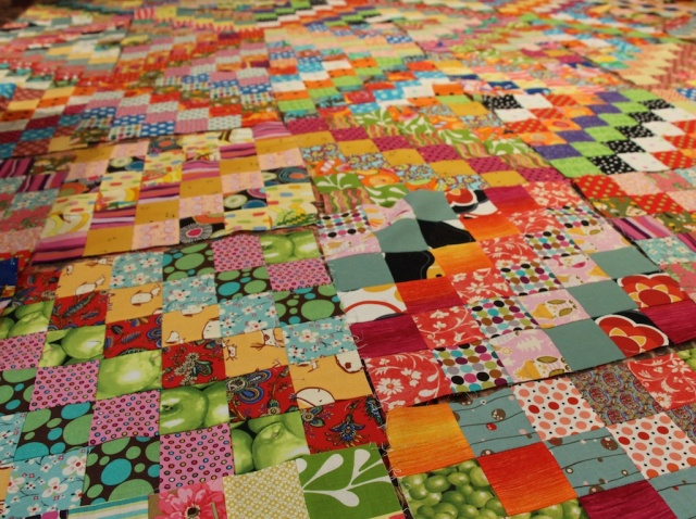 piecedgoods Scrappy Blocks