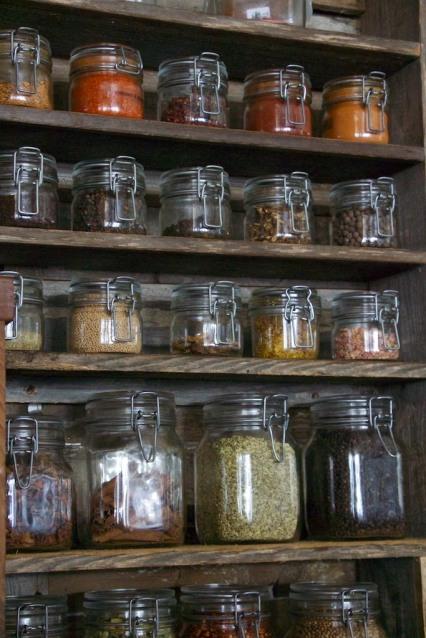 piecedgoods Outerlands jars
