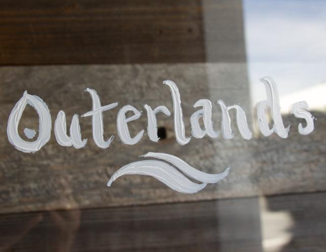 piecedgoods Outerlands Door