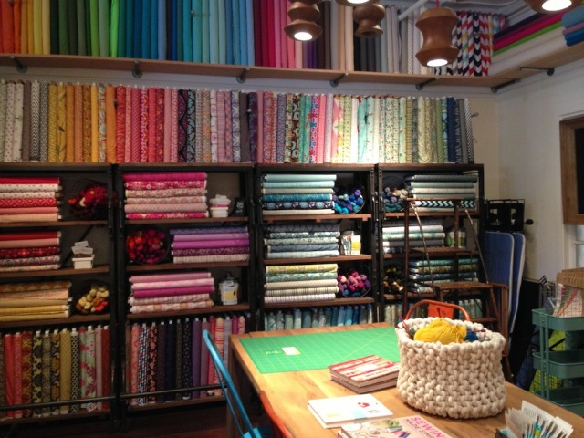 The Makery Fabric