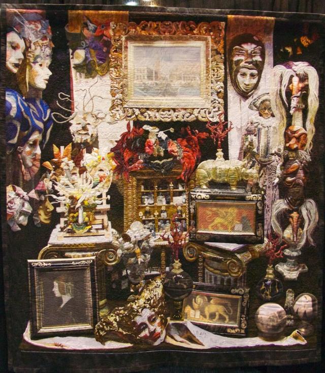 Venetian Menagerie by Melissa Sobotka