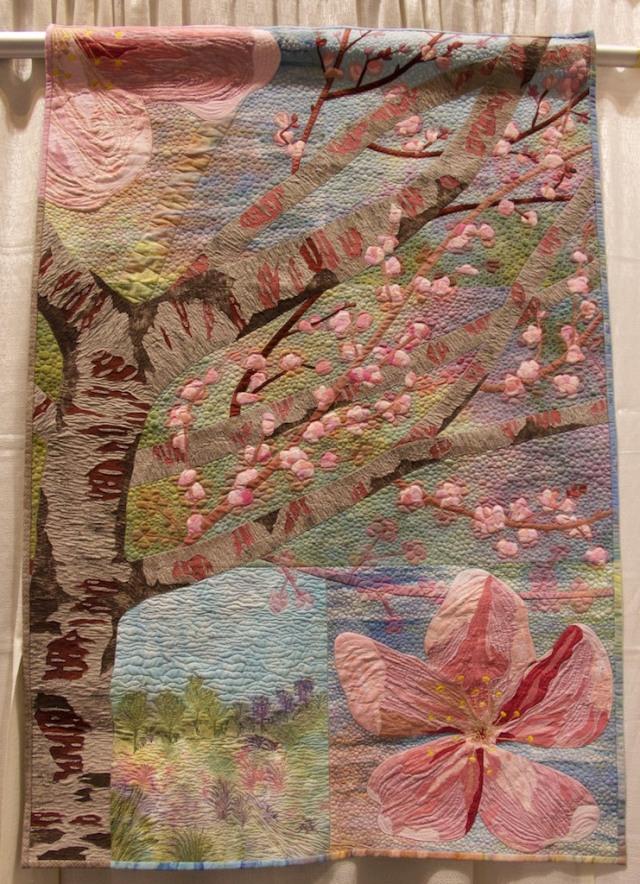 Cherries Jubilee (Cerises Jubile) by B Lynn Tubbe