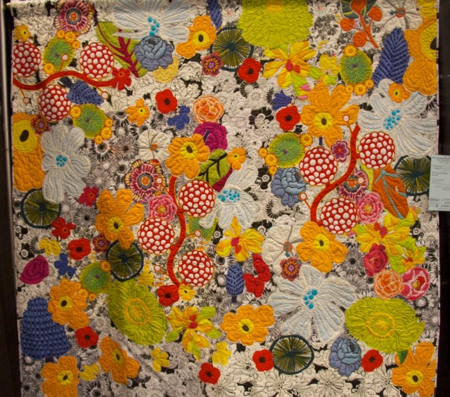 Glorious Flowers by Freddy Moran