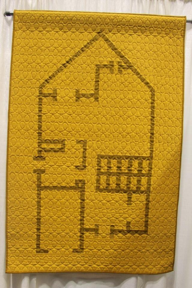 """Pamela J Rocco - House Plan 64""""x43"""""""