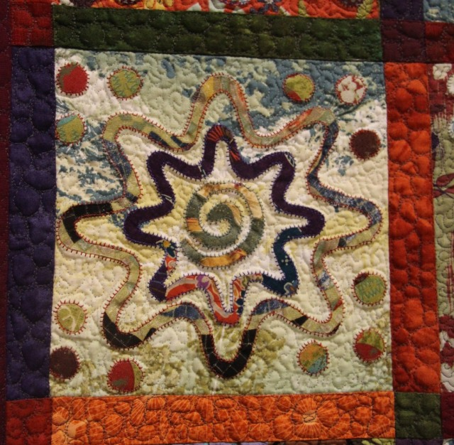 Joyce Paterson - Confetti Detail